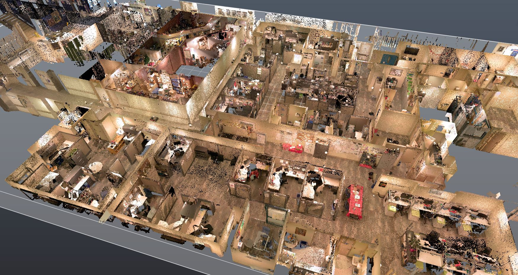 3D LASER SCAN-TO-BIM_